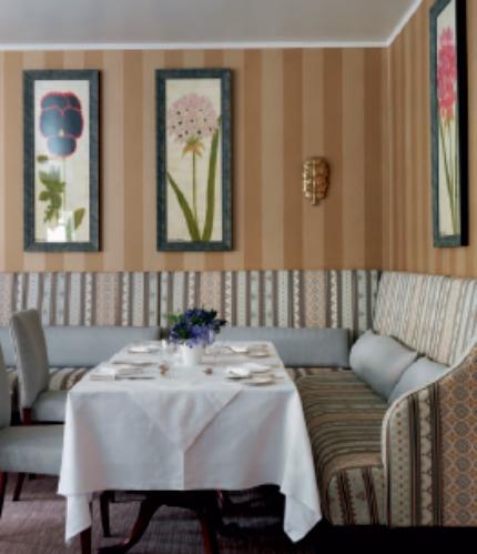 Nina Campbell Interiors A Hotel of Comforts