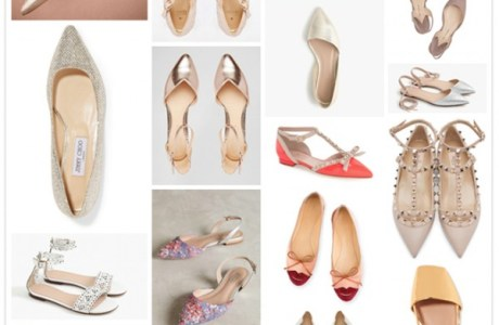 The Best Bridal Flats