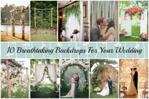 10 Breathtaking Backdrops You Can Recreate