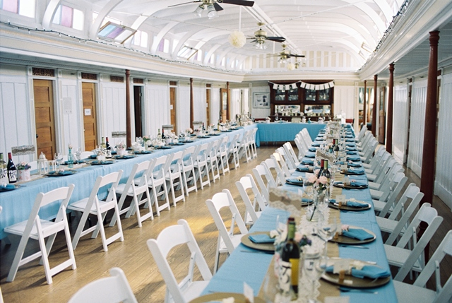 Wedding Reception at the SS Sicamous