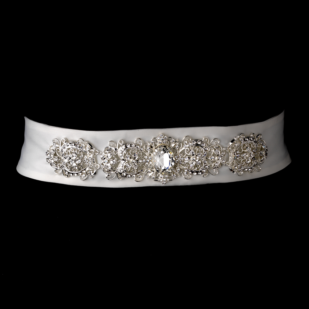 rhinestone wedding sash bridal belts wedding sash 99 99 USD