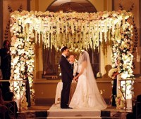 What does Chuppah mean?   Definition of Chuppah by ...
