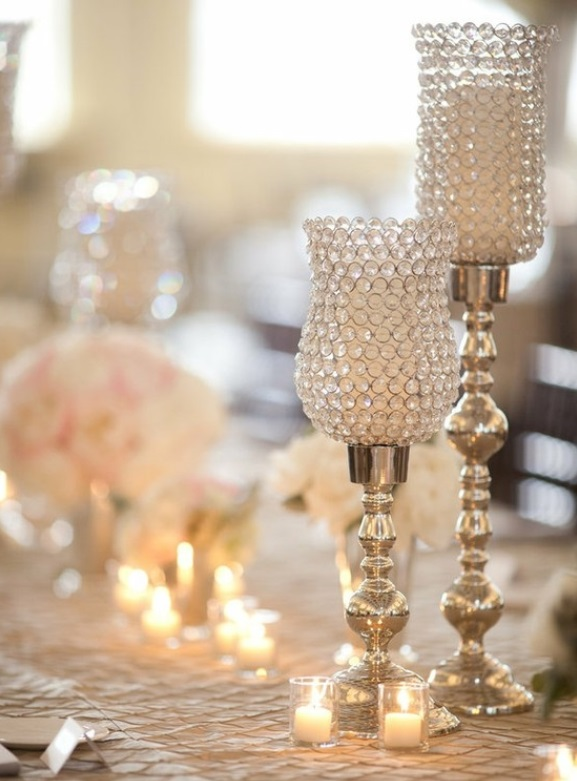 Table Tulip Wedding Candle Decorations Archives - Weddings Romantique