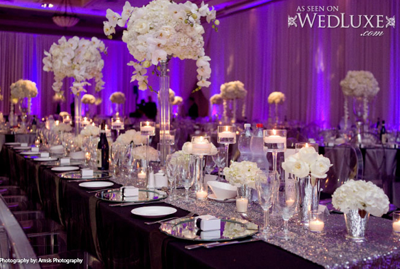 Purple Wedding Ideas Decorations Elitflat