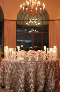 Wedding Sweetheart Table Ideas - Weddings Romantique