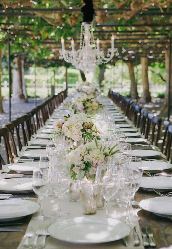 Long Table Wedding Reception Decoration ideas Archives - Weddings