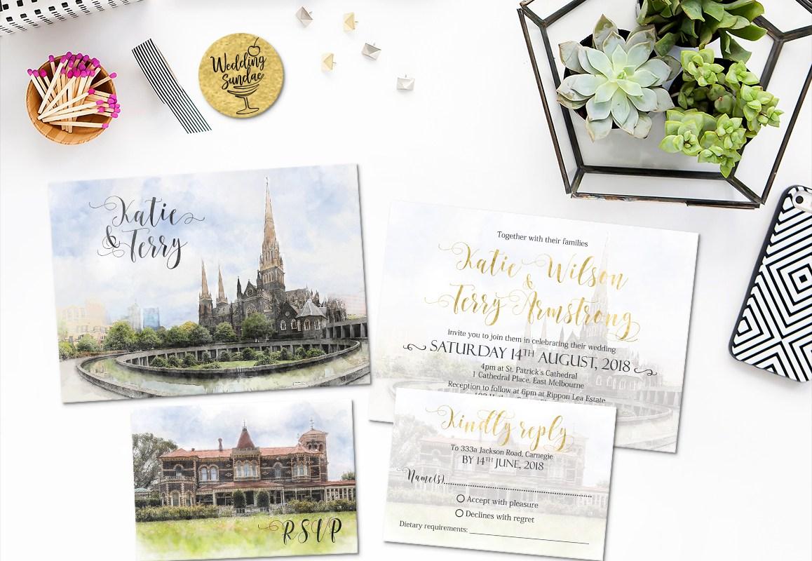 Custom Invitations Australia Oneletterco