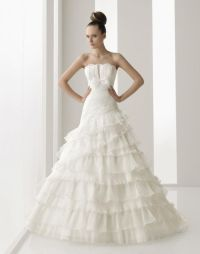 Ball Gown Wedding Dresses For Bride : Traditional Spanish ...