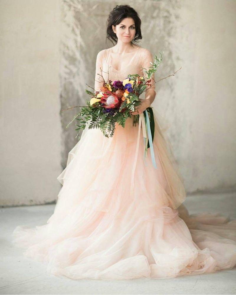 Large Of Non White Wedding Dresses