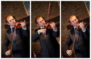 Wedding Violinist Simon Jordan