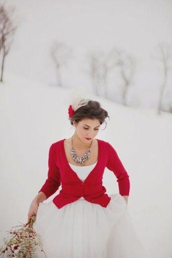 Цвет свадьбы: красный