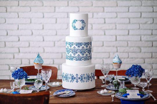 Вдохновение классикой: стилизованная свадебная съемка
