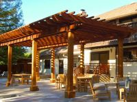 Patio Cover Design Ideas. Gallery Of Backyard Patio Idea ...