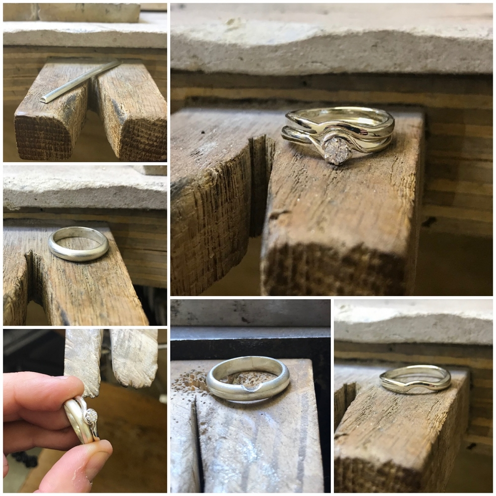 Wedding And Engagement Ring Commissions