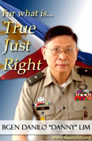 Deputy Customs Commissioner Danilo LIm