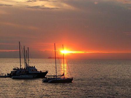 Manila Bay Sunset 2006