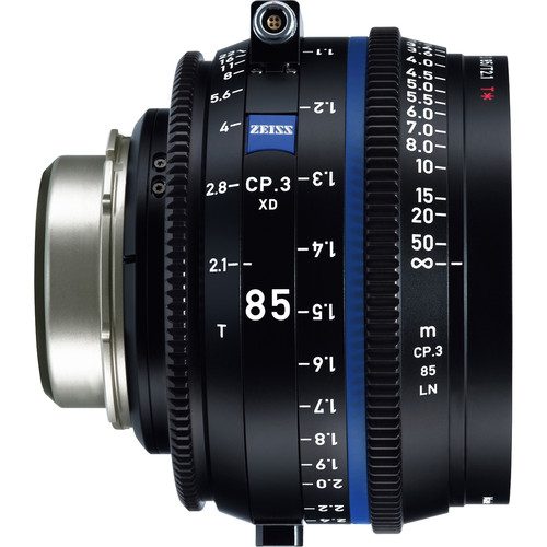 Panasonic Full Frame Youtube Zeiss Cp 3 Xd 85mm T2 1 Compact Prime Lens Pl Mount Feet