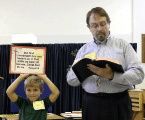 Photo (c) Child Evangelism Fellowship