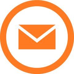 Picto Rond Contact Email
