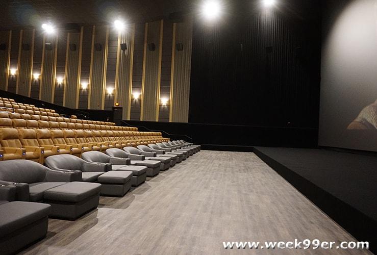 Emagine Novi Opens The Largest Screen In Michigan Step