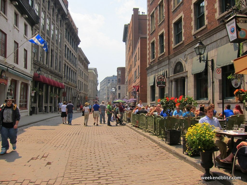 Old Montreal Montreal Old City Walking Tour Guidatour Review