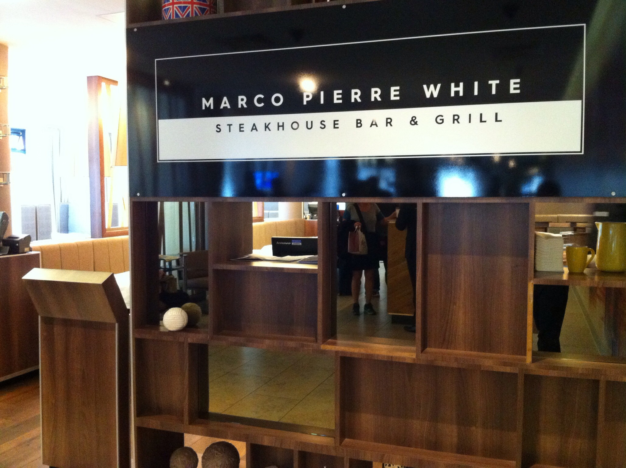 Bar En Pierre Marco Pierre White Steakhouse Bar Grill London