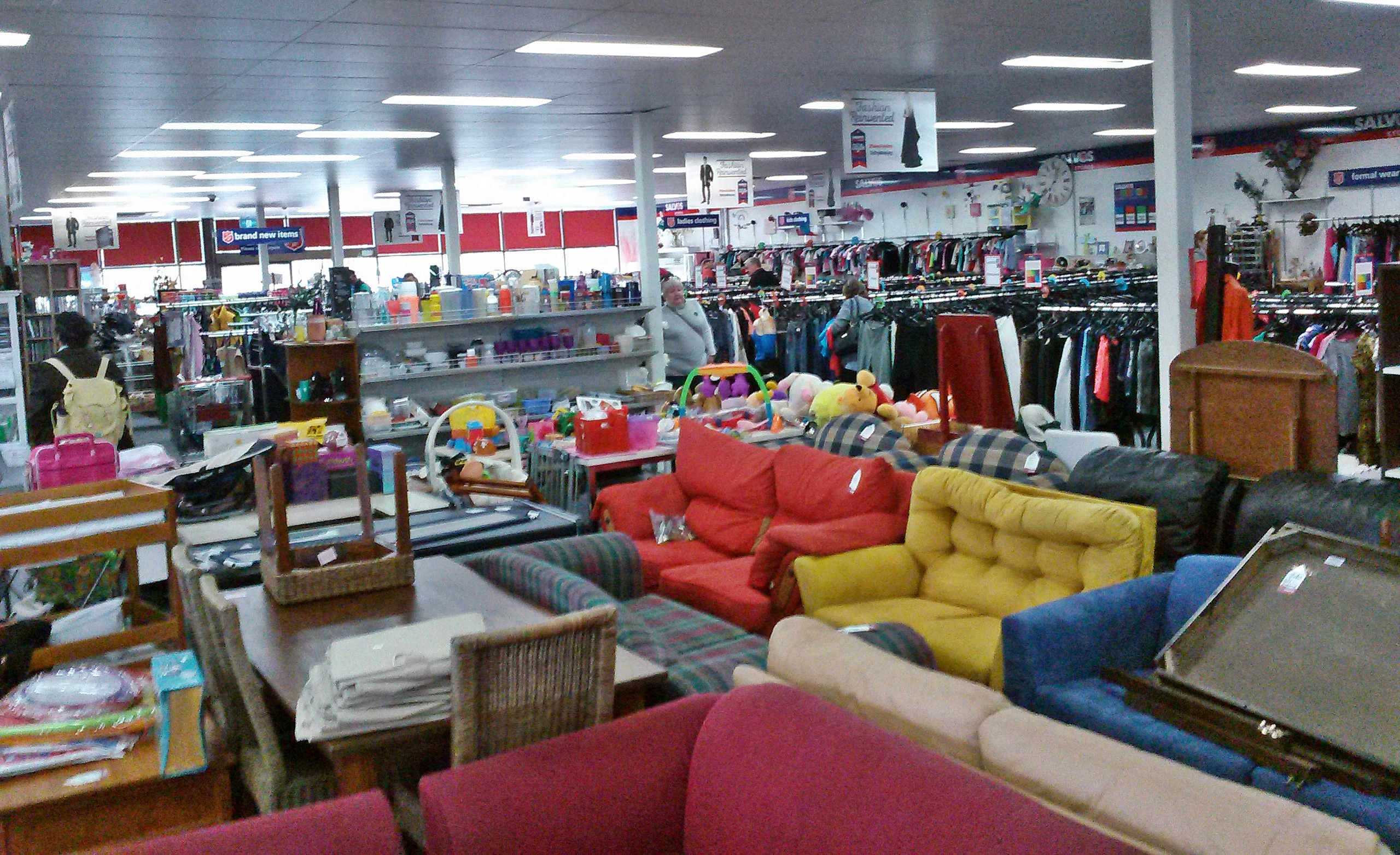 Perth Furniture Shops Canberra S Biggest And Best Op Shops Canberra