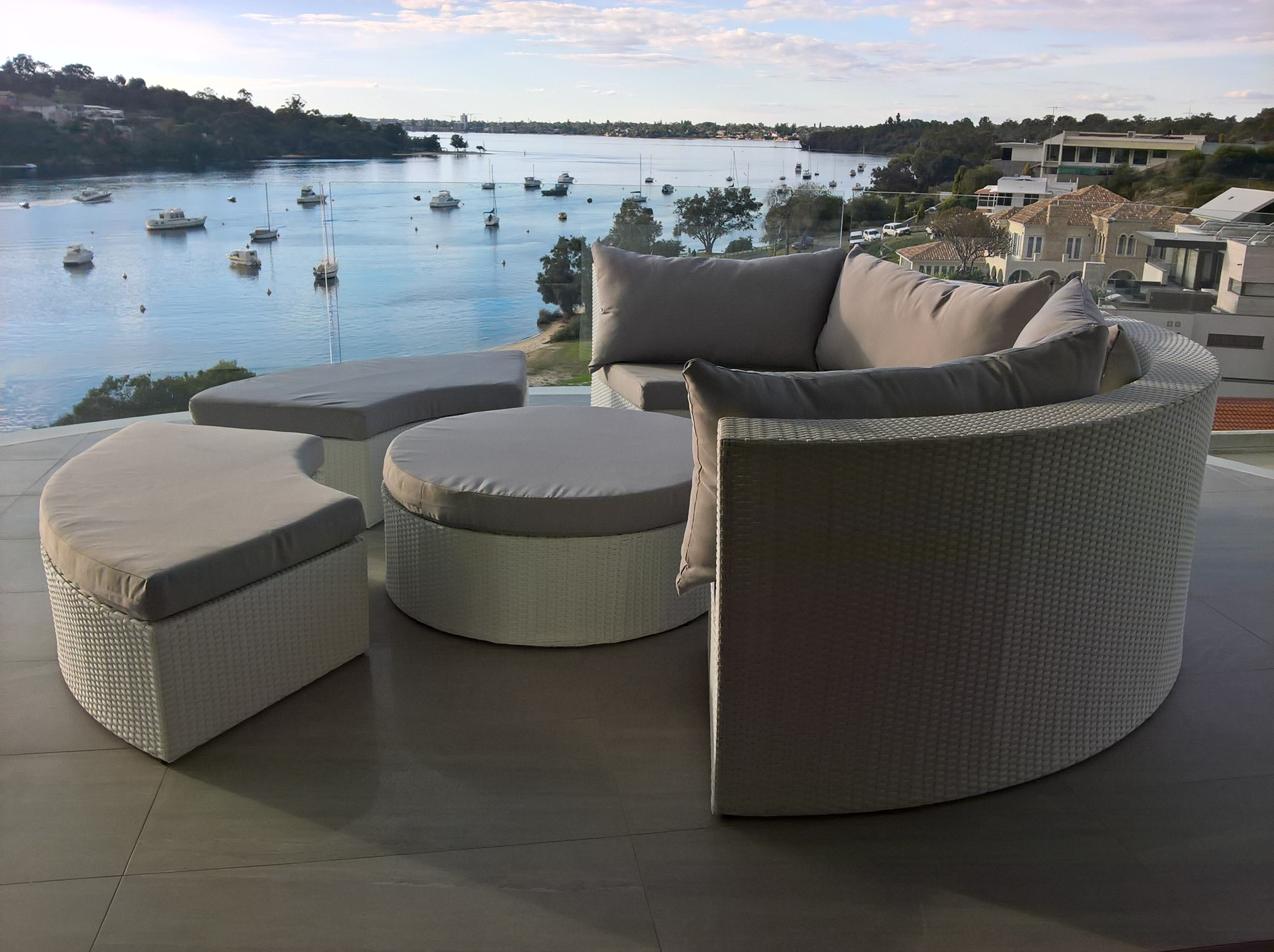 Cane Furniture Perth Urbani Furniture Modern Outdoor Wicker Furniture In Perth Perth
