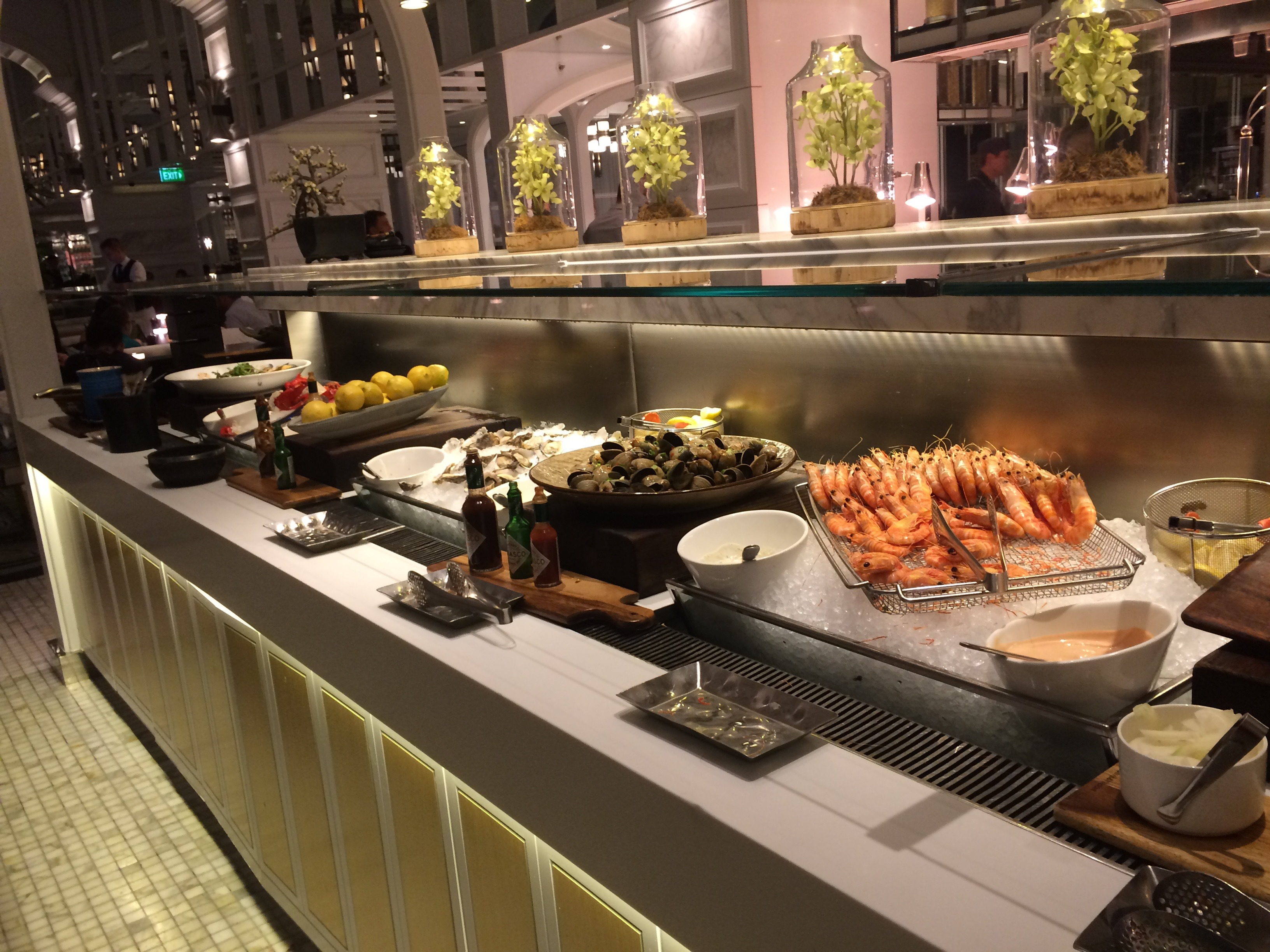 Buffets Perth The Conservatory Buffet At Crown Casino Melbourne