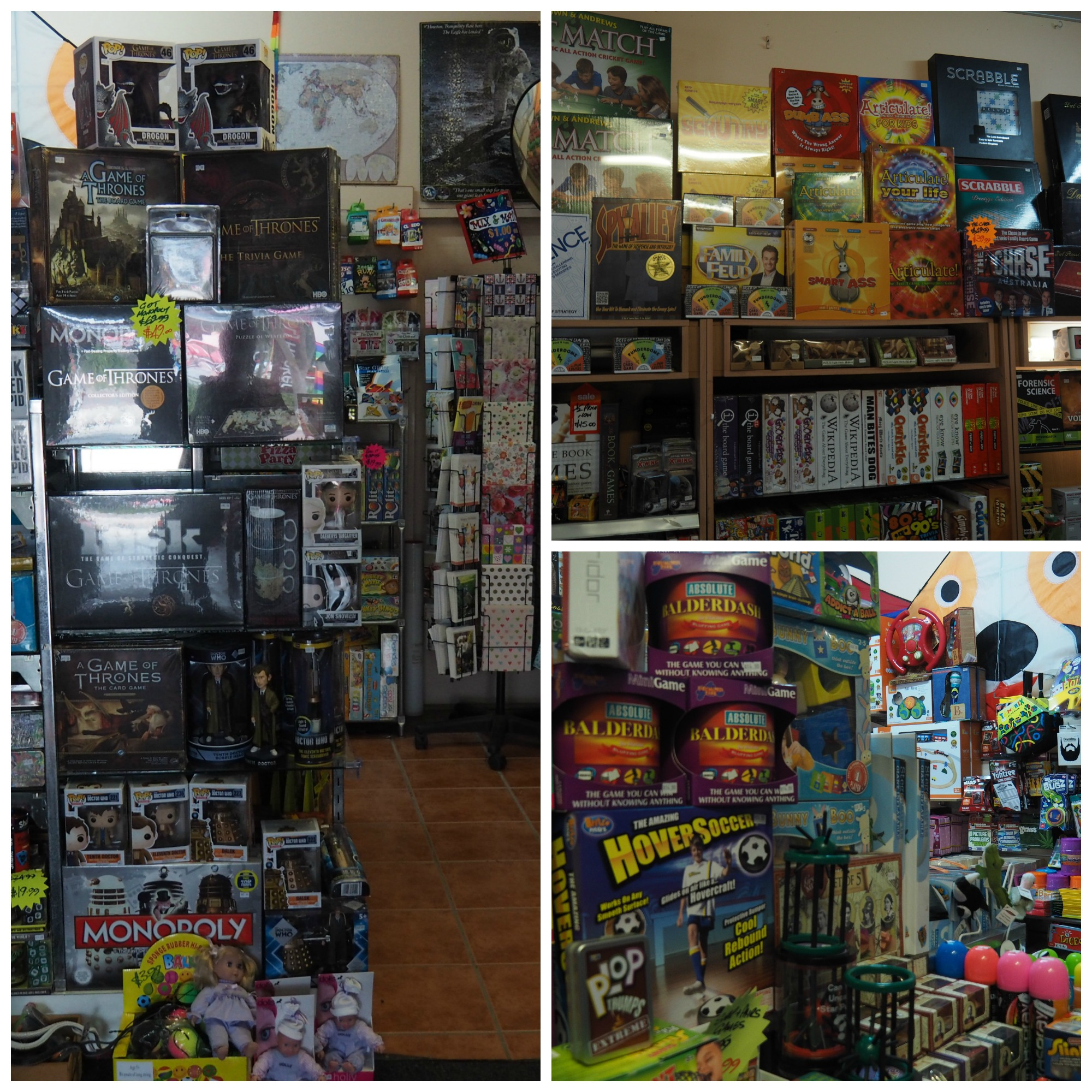 Puzzle Shop Brisbane Who S On First Discounted Games Toys Brisbane