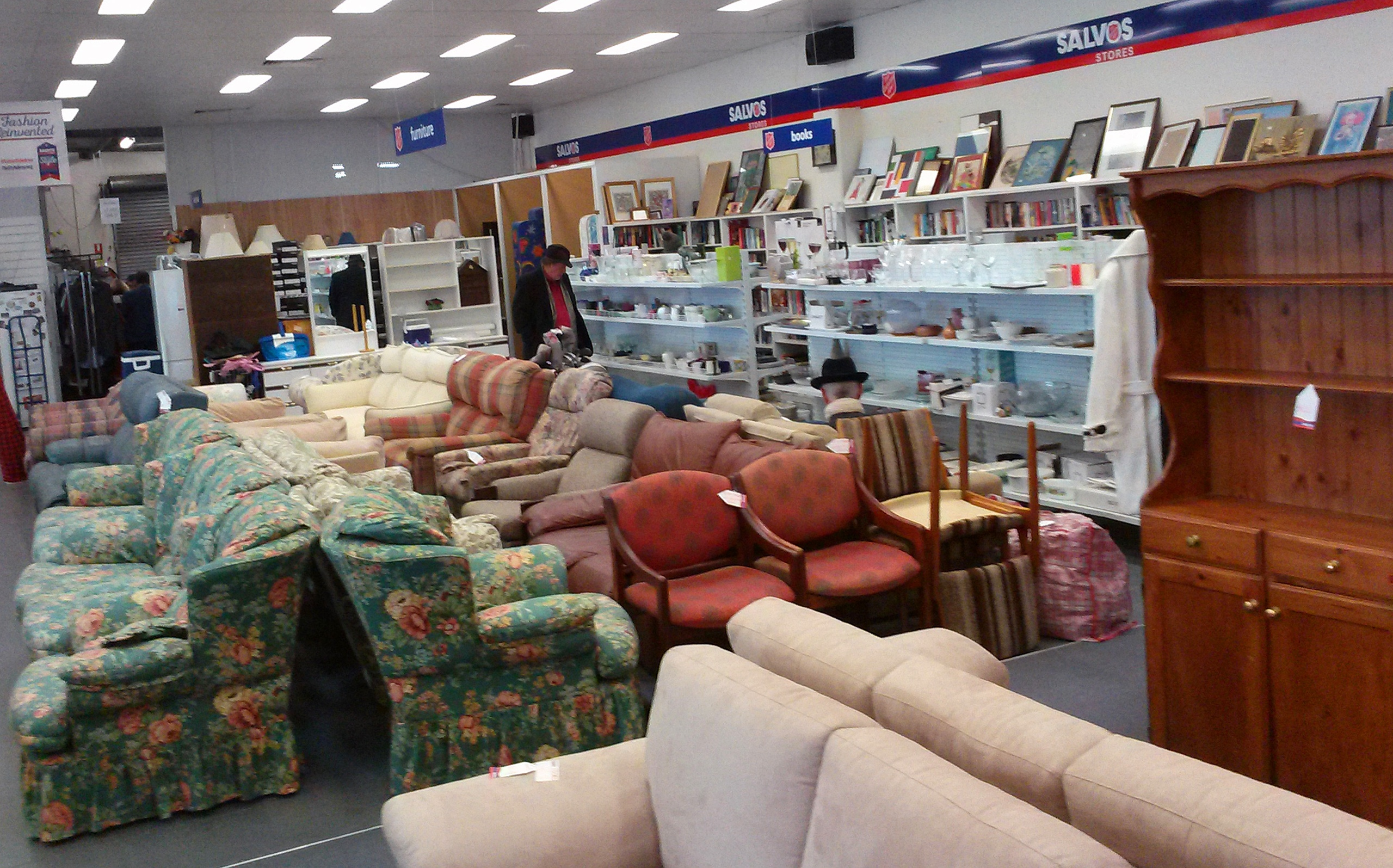Second Hand Furniture Brisbane North Canberra S Biggest And Best Op Shops Canberra
