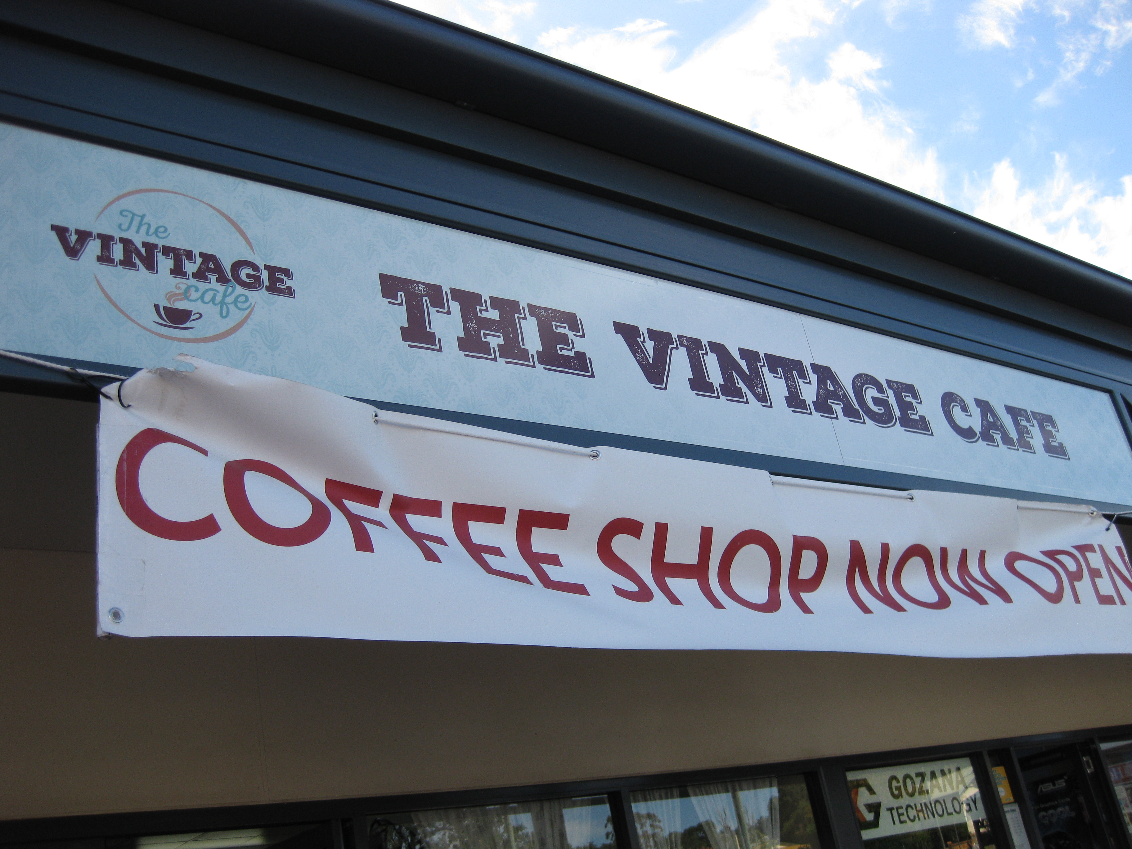Vintage Café The Vintage Cafe Toowoomba