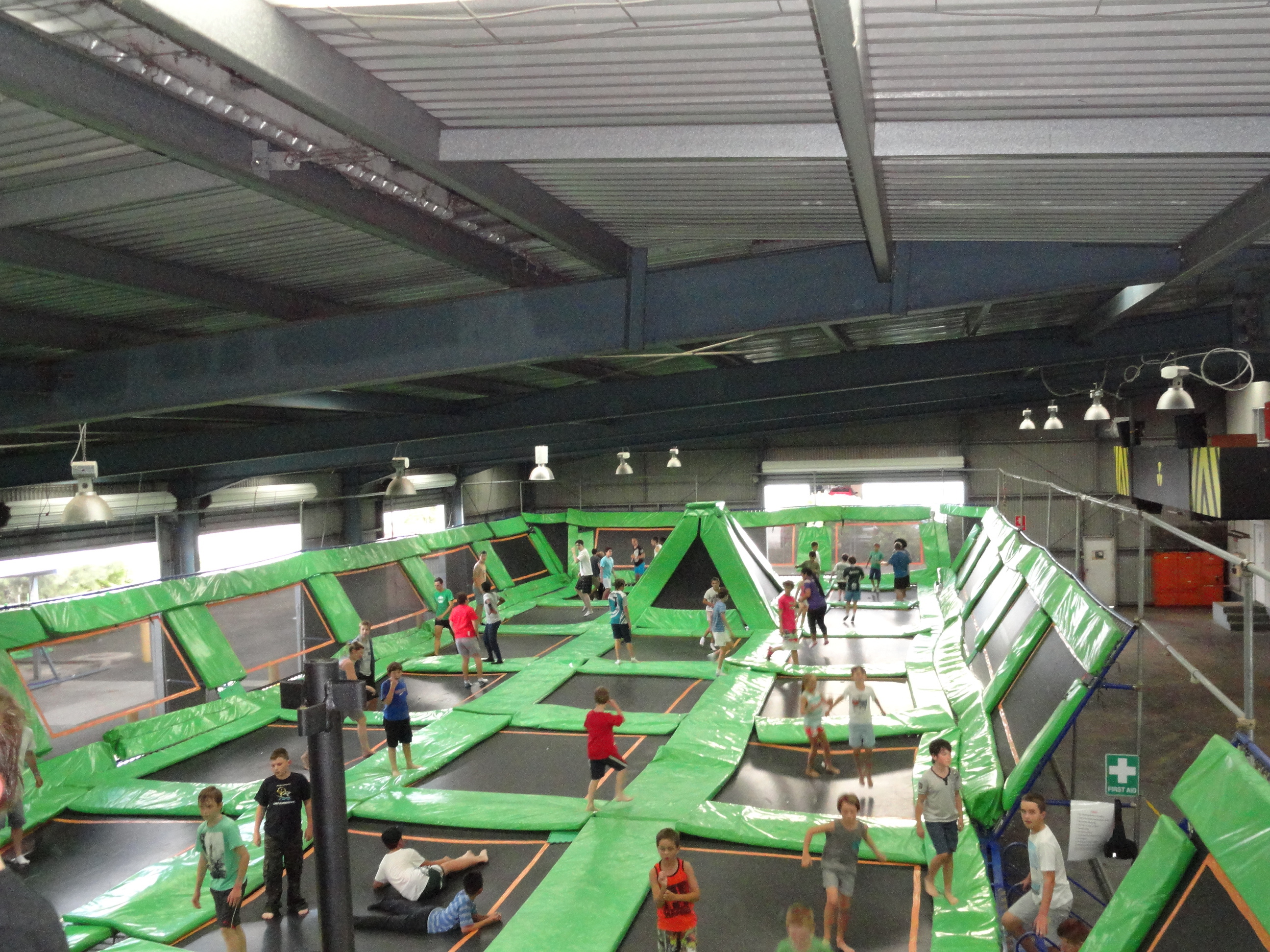 Flip Out Prices Flipout Trampoline Arena Sydney By Eve