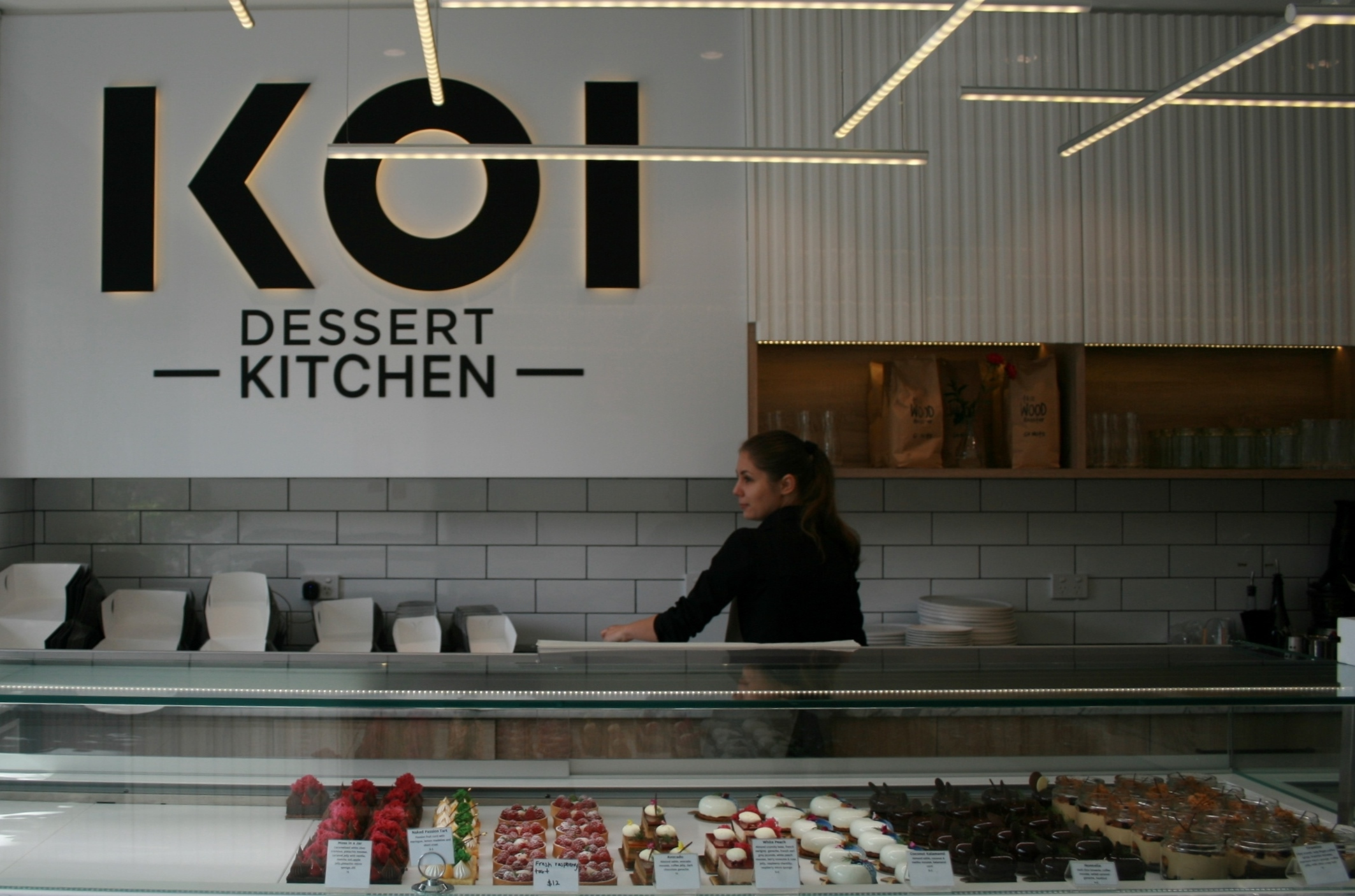 Dessert Kitchen Melbourne Koi Dessert Kitchen Ryde Sydney