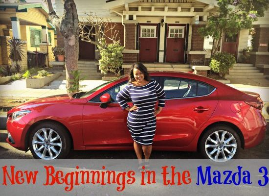 New Beginnings in the Mazda 3