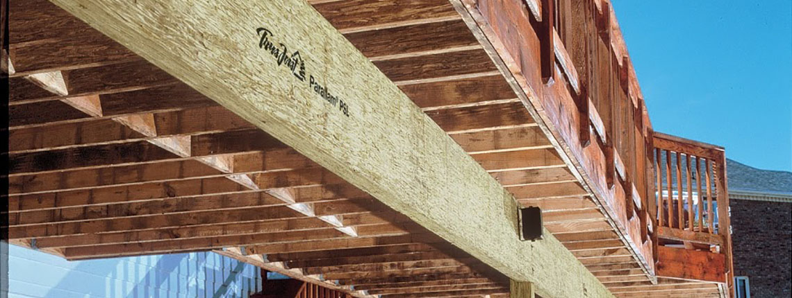 Boards And Beams Treated Parallam Beams, Columns & Headers | Weekes Forest