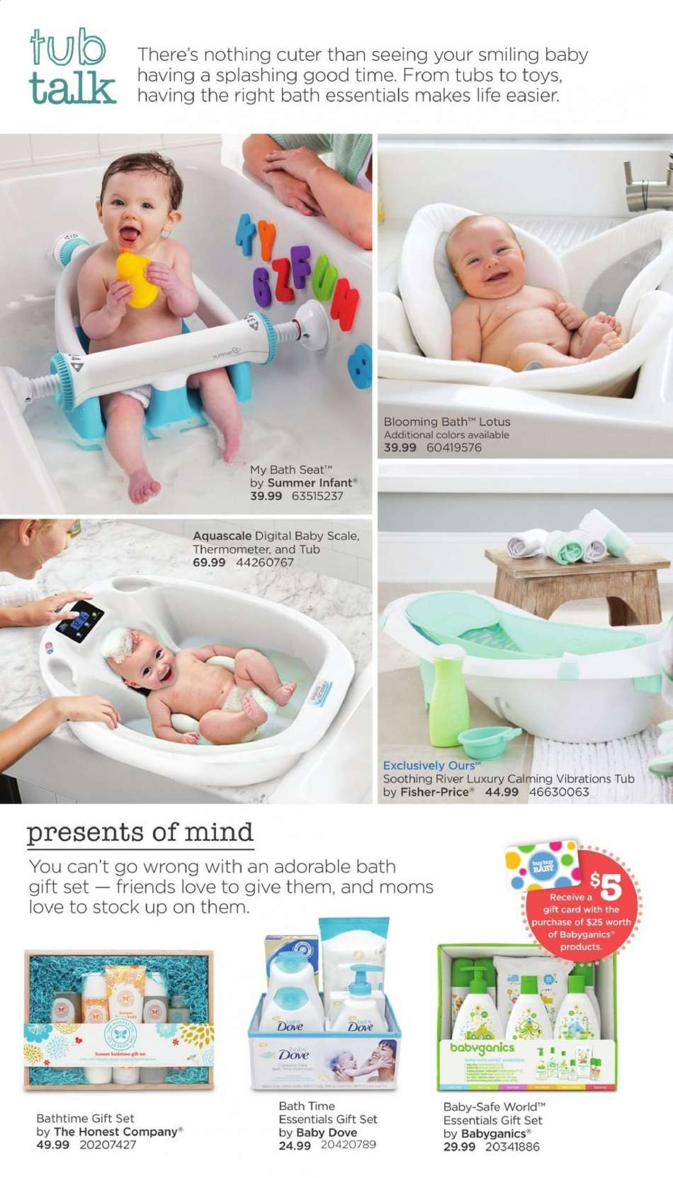 Infant Bath Time Products Buybuy Baby Flyer 07 20 2018 12 31 2019 Weekly Ads Us