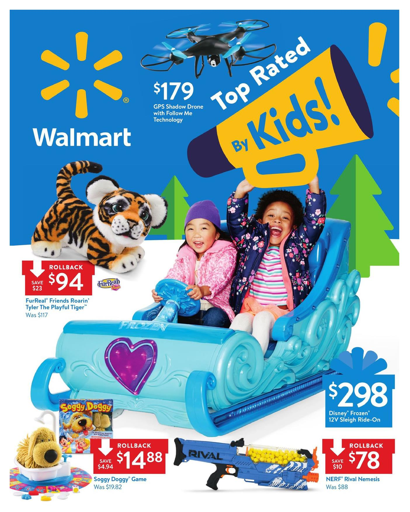 Big W Toys Catalogue Walmart Ad Toy Sale Nov 3 Dec 24 2017