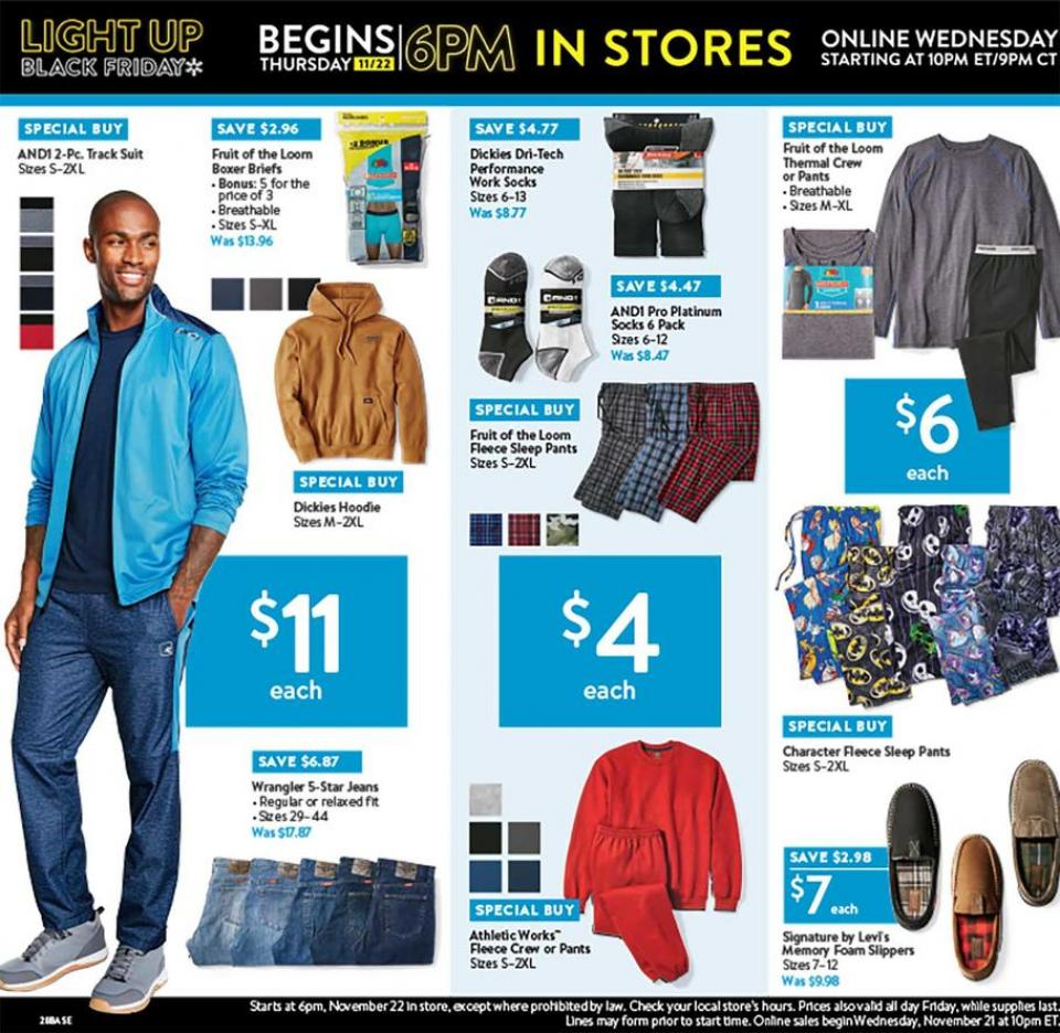 Walmart Black Friday Ad 2018 Page 28