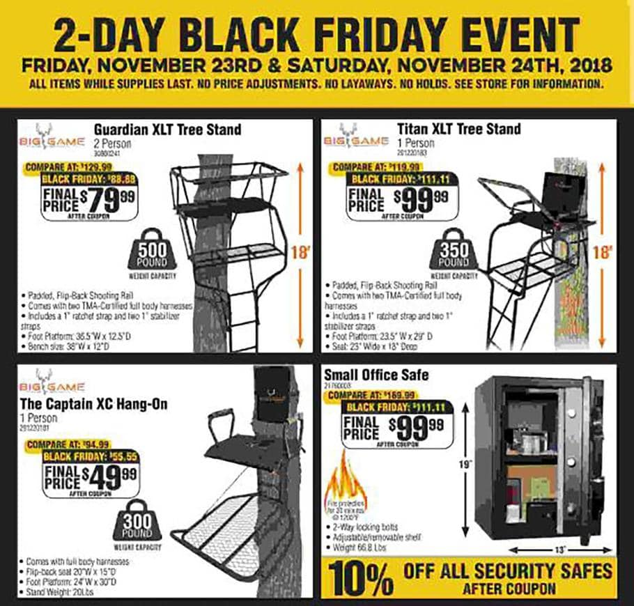 Electric Garage Heater Black Friday Rural King Black Friday Ad 2018