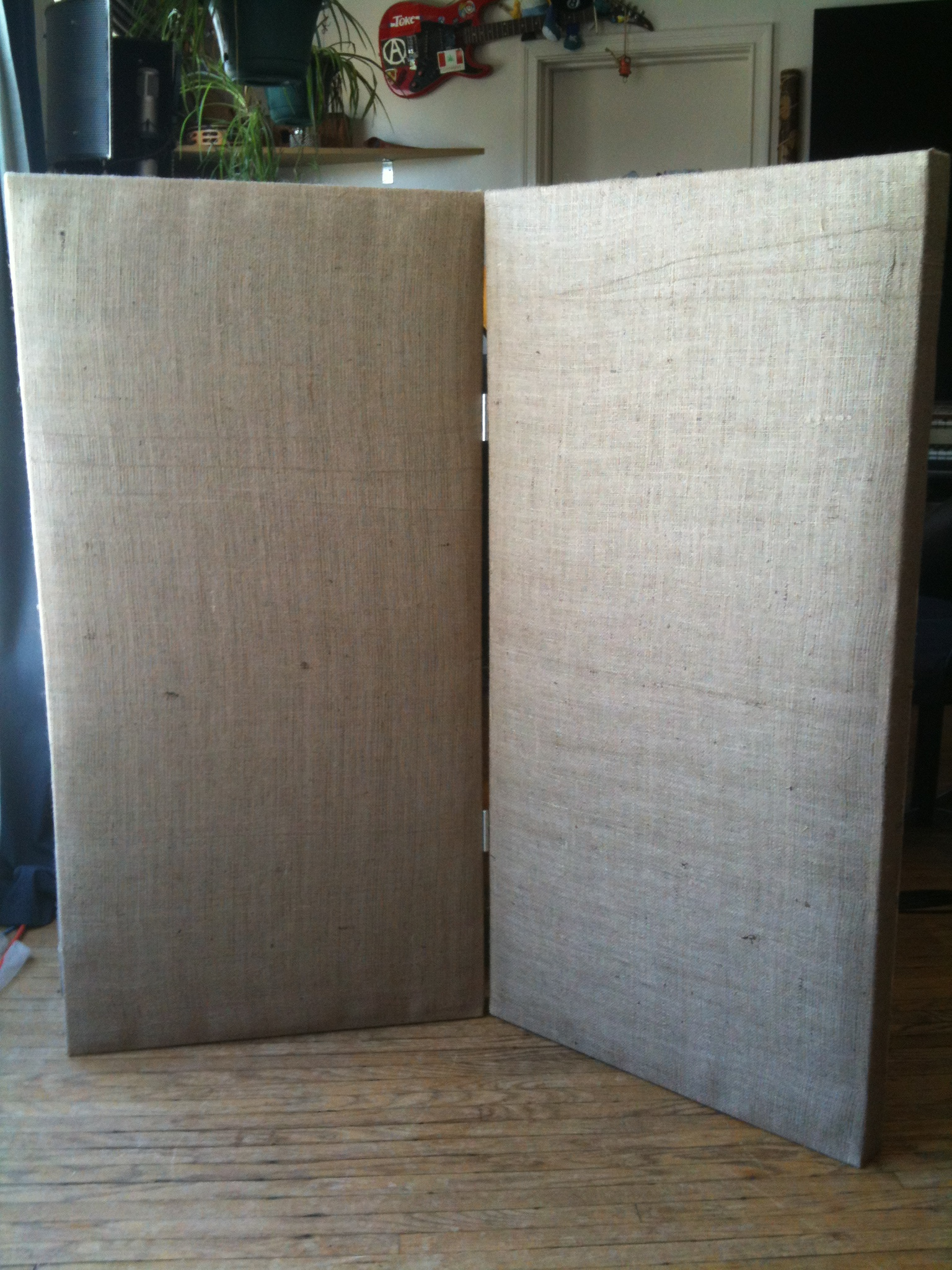 Diy Soundproof Room Divider Week 14 Sound Absorption Panels Business Weekly Creations