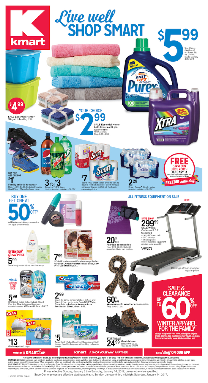 Kmart Coupons Kmart Weekly Ad Deals Coupons Weekly Ads