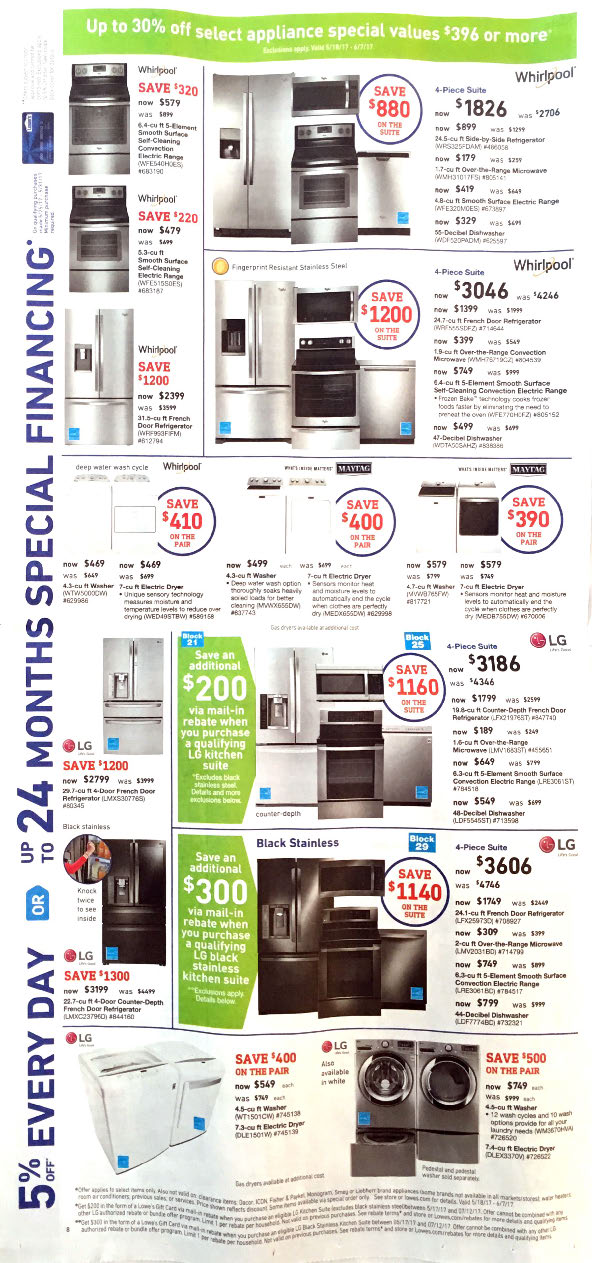 Black Friday Online Deals Lowes Weekly Ad - Todays Deals & Weekly Sales Ad