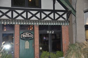 The Tavern in Austin.