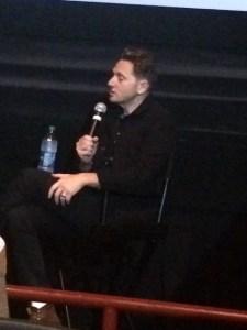 """Captain Fantastic"" director/writer Matt Ross."