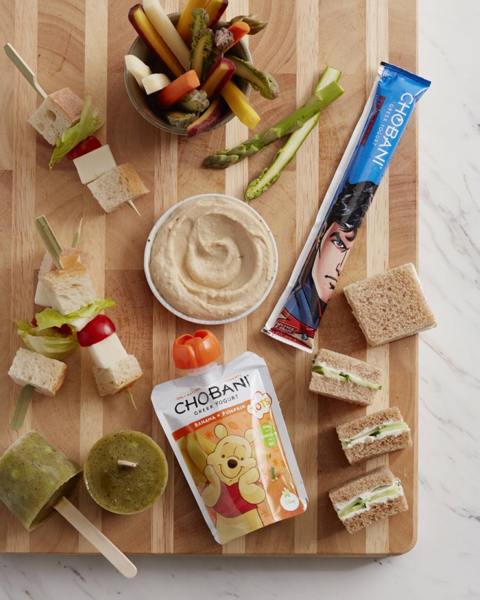 Healthy Summertime Snacks from Weelicious.com