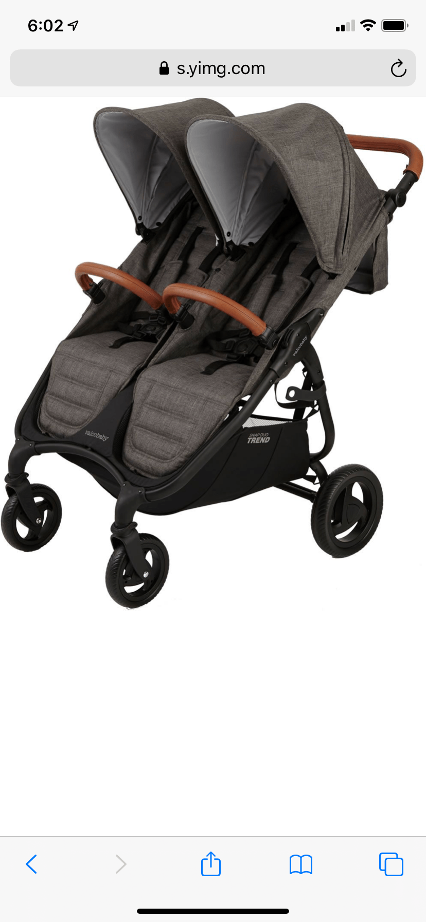 Duo Umbrella Stroller Valco Snap Duo Trend Double Stroller Weepea