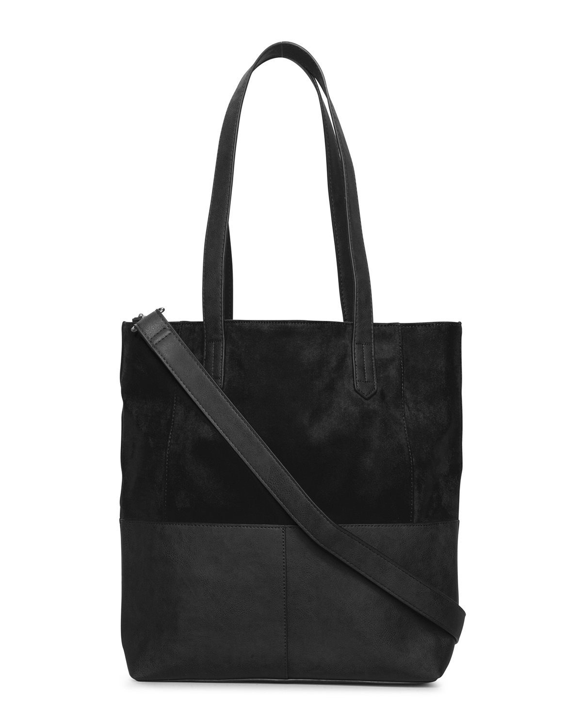 Damen Shopper Damen Shopper Im Lederlook 82008802 We Fashion