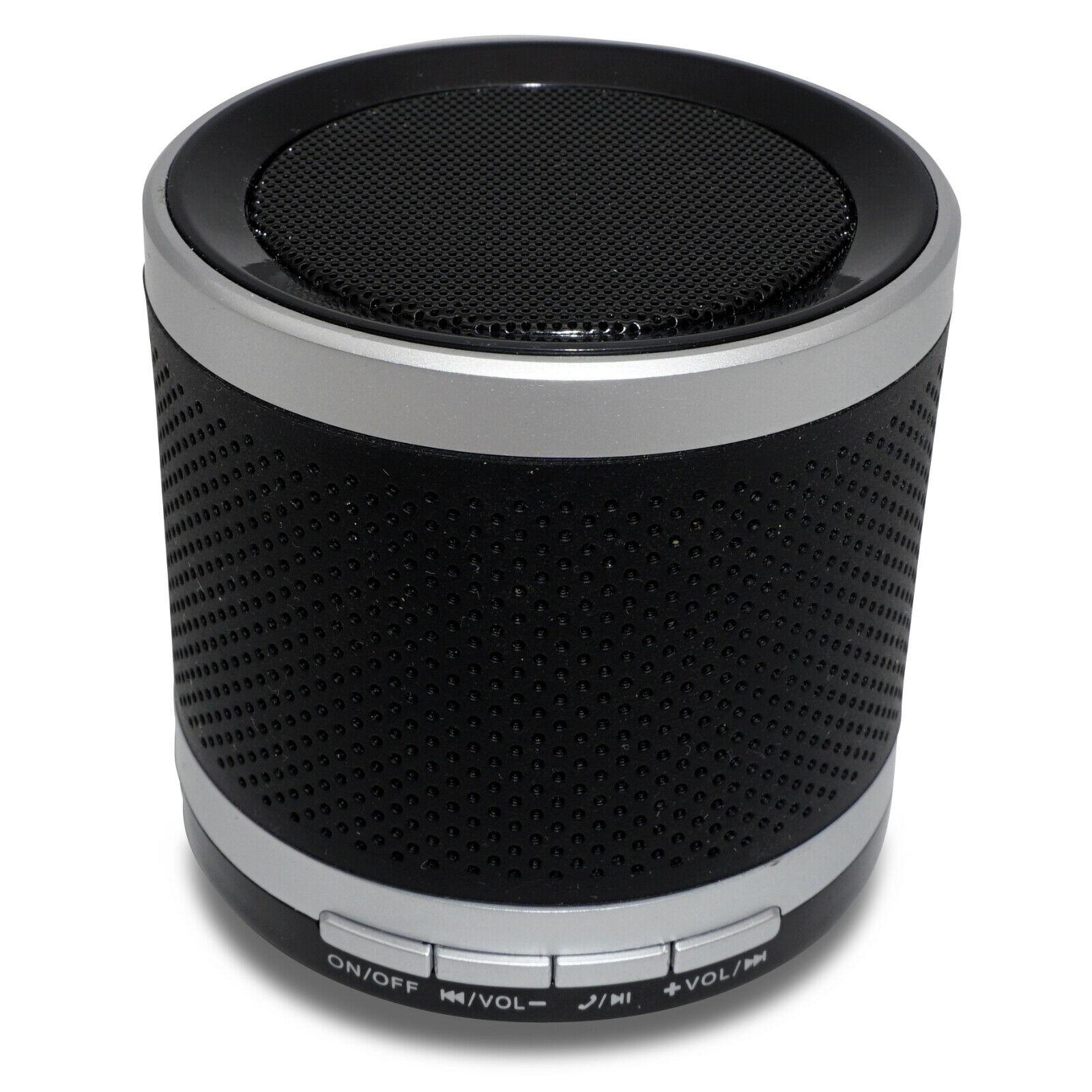 Mini Bluetooth Lautsprecher Speaker Tragbar Musikbox Soundstation Handy Mp3 Akku
