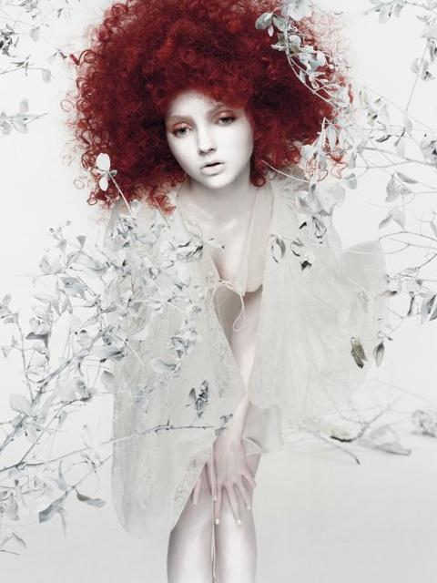 lily cole white